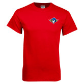 Red T Shirt-Thunderbird Head