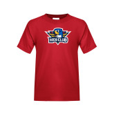 Youth Red T Shirt-Kids Club