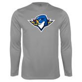 Performance Steel Longsleeve Shirt-Thunderbird Head