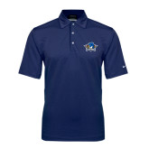 Nike Sphere Dry Navy Diamond Polo-Primary Mark