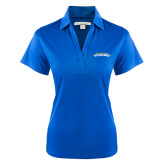 Ladies Royal Performance Fine Jacquard Polo-Word Mark