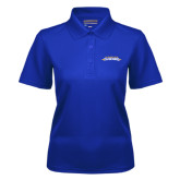 Ladies Royal Dry Mesh Polo-Word Mark