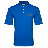 Nike Golf Dri Fit Royal Micro Pique Polo-Primary Mark