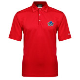 Nike Sphere Dry Red Diamond Polo-Primary Mark