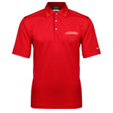 Nike Sphere Dry Red Diamond Polo-Word Mark