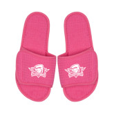 Hot Pink Waffle Slippers-Primary Mark