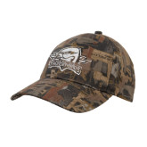Oilfield Camo Structured Hat-Primary Mark