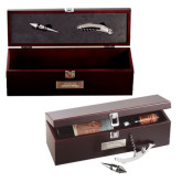 Napa Wine Case-Primary Mark Engraved