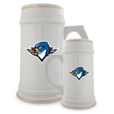 Full Color Decorative Ceramic Mug 22oz-Thunderbird Head