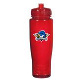 Spectrum Red Sport Bottle 28oz-Primary Mark