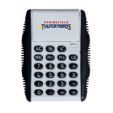 White Flip Cover Calculator-Word Mark