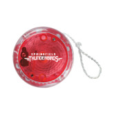 Light Up Red YoYo-Word Mark