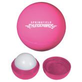 Fuchsia Lip Moisturizer Ball-Word Mark
