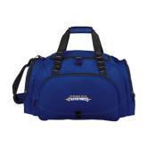 Challenger Team Navy Sport Bag-Word Mark