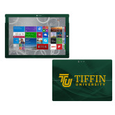 Surface Pro 3 Skin-TU with Tiffin Universrity Horizontal