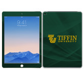 iPad Air 2 Skin-TU with Tiffin Universrity Horizontal