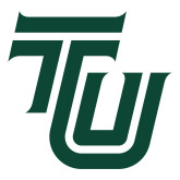Large Decal-University TU, 12 inches tall
