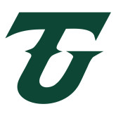 Large Decal-Athletic TU, 12 inches wide