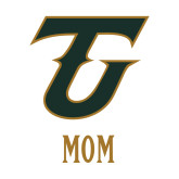 Mom Decal-Mom, 6 inches tall