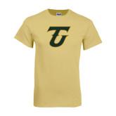 Champion Vegas Gold T Shirt-Primary Logo