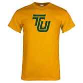 Gold T Shirt-University TU
