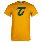 Gold T Shirt-Athletic TU