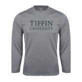 Syntrel Performance Steel Longsleeve Shirt-Tiffin University