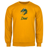 Gold Fleece Crew-Dad