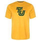 Performance Gold Tee-University TU