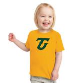 Toddler Gold T Shirt-Athletic TU