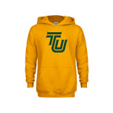 Youth Gold Fleece Hoodie-University TU