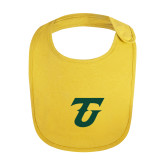 Yellow Baby Bib-Athletic TU