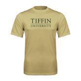 Performance Vegas Gold Tee-Tiffin University