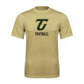 Performance Vegas Gold Tee-Football