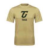 Performance Vegas Gold Tee-Track