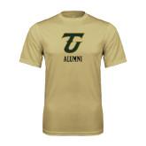 Performance Vegas Gold Tee-Alumni