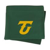 Dark Green Sweatshirt Blanket-Athletic TU