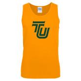 Gold Tank Top-University TU