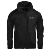 Black Charger Jacket-Tiffin University