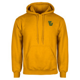 Gold Fleece Hoodie-University TU