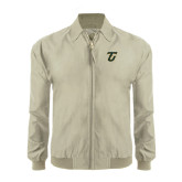 Khaki Players Jacket-Primary Logo