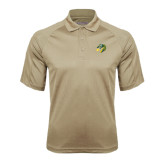 Vegas Gold Textured Saddle Shoulder Polo-Dragon