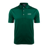 Dark Green Dry Mesh Polo-Tiffin University