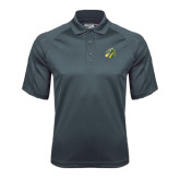 Charcoal Dri Mesh Pro Polo-Dragon