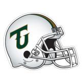 Football Helmet Magnet-Primary Logo
