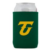 Neoprene Green Can Holder-Athletic TU