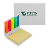 Micro Sticky Book-TU with Tiffin Universrity Horizontal