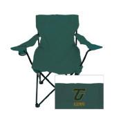 Deluxe Green Captains Chair-Alumni