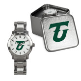 Mens Stainless Steel Fashion Watch-Athletic TU