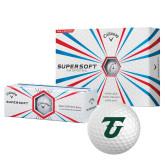 Callaway Supersoft Golf Balls 12/pkg-Athletic TU